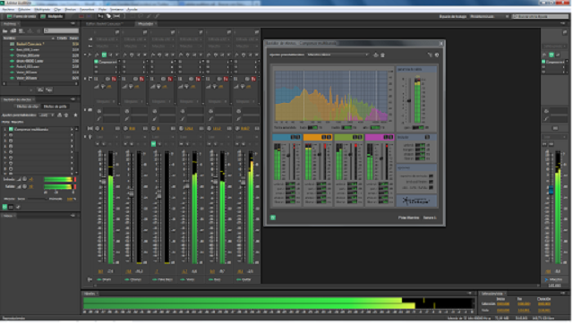 Full bộ plugin vst adobe audition cs6